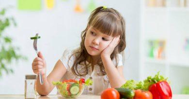 Как превратить маленьких приверед в любителей овощей