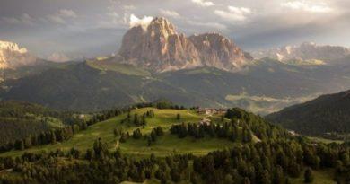 Самые красивые горы, которые можно увидеть на Земле