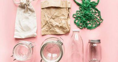 Как покупать и хранить продукты без пластика