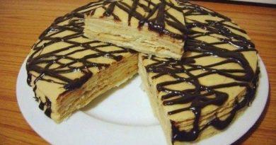 Торт «Самый простой»