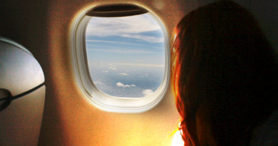 Присаживайтесь у иллюминатора: на этих рейсах есть на что посмотреть