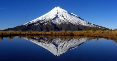 Природные чудеса Новой Зеландии
