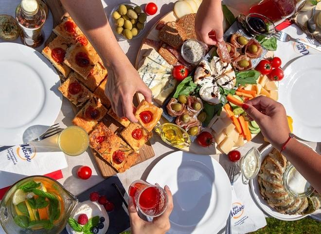 Как в Италии: готовим простые блюда с сыром