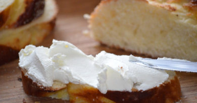 Как приготовить сливочный сыр