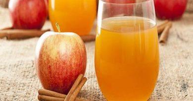 Яблочный сок: пошаговый рецепт