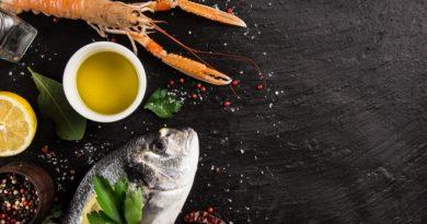 Салат из морепродуктов: 5 рецептов