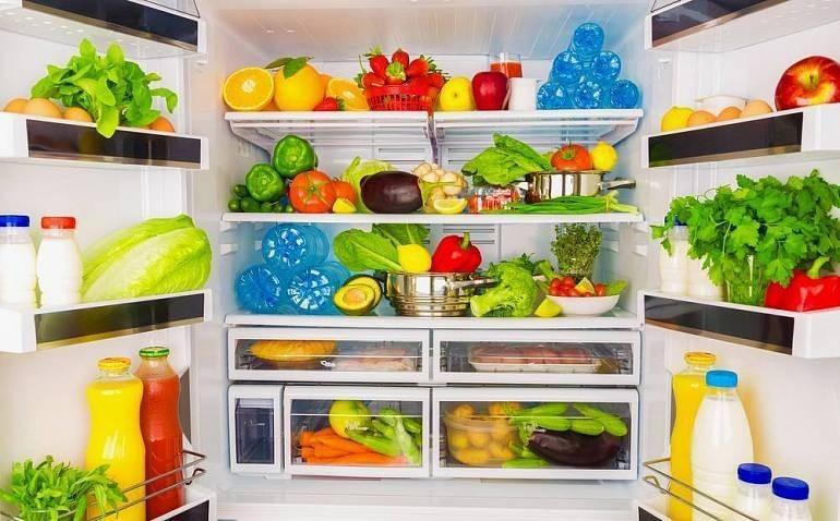 Продукты, которые нельзя держать в холодильнике
