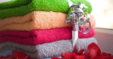 Правила ухода за махровыми полотенцами и махровыми изделиями