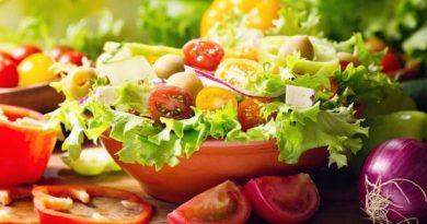 Топ 10 полезных овощей