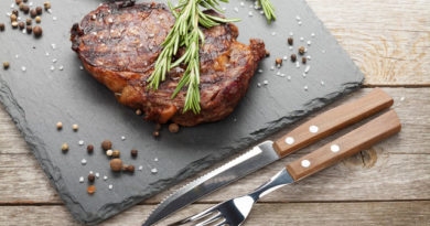 Как приготовить мясной стейк