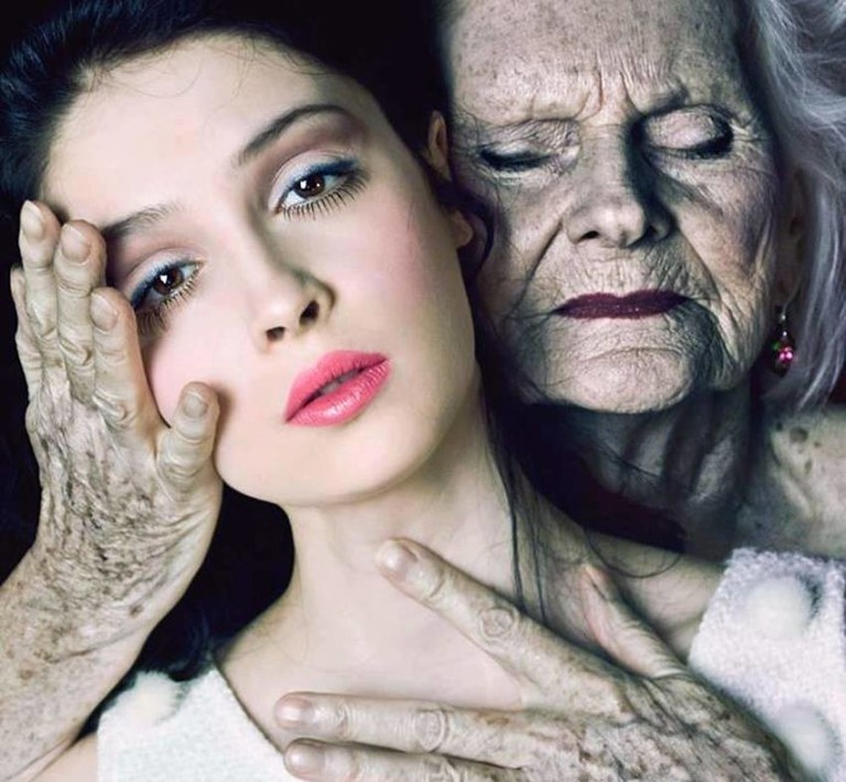 Представьте, что вам 90 лет…