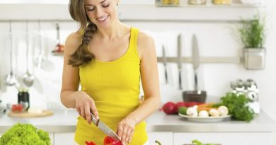 Как резать овощи?