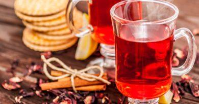 Гибискус — напиток фараонов
