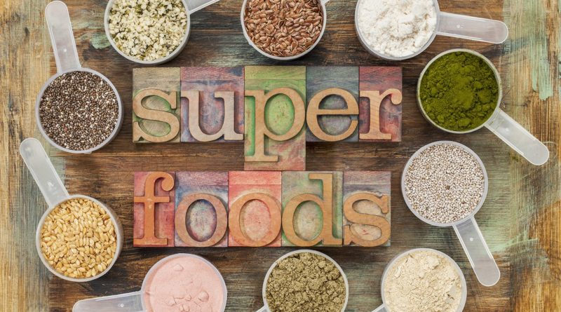 Суперфуд для правильного питания.