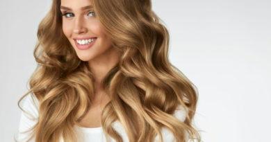 Список продуктов для роста и укрепления волос