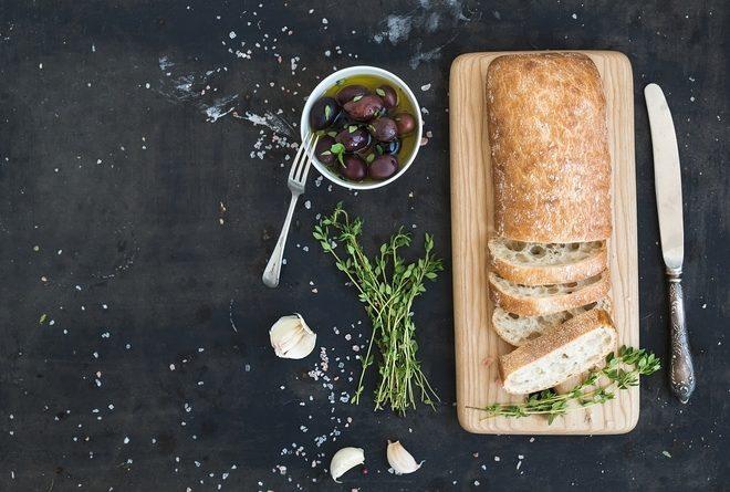 Вкусный и полезный рецепт итальянского хлеба
