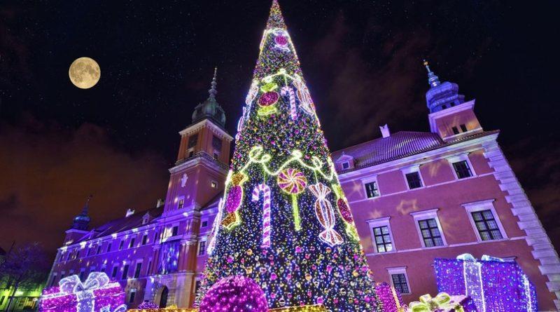 Варшава: идеи для новогодних каникул