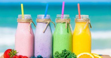 10 рецептов смузи для очистки организма