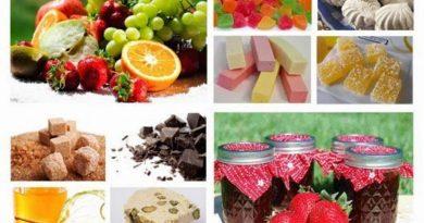 Самые полезные сладости
