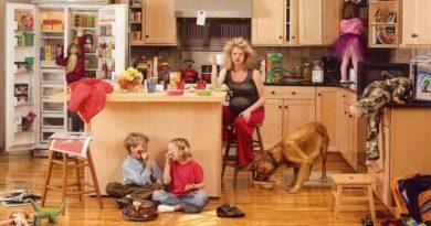 Лайфхак для мам: как выжить в декрете