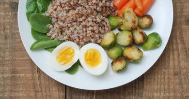 Антицеллюлитная диета: список продуктов