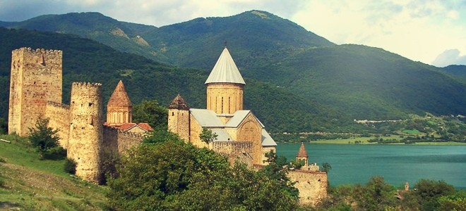Грузия: достопримечательности и гостеприимство