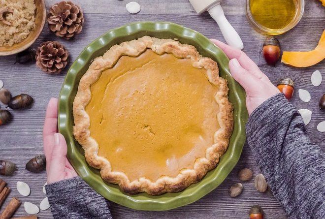 Десерты из тыквы: рецепты полезных кексов