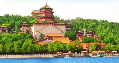 Пекинский Летний императорский дворец