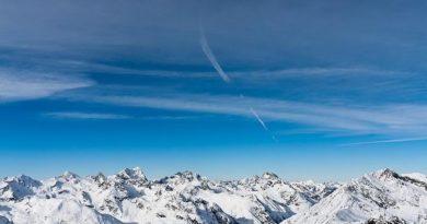 Зёльден — горнолыжный рай