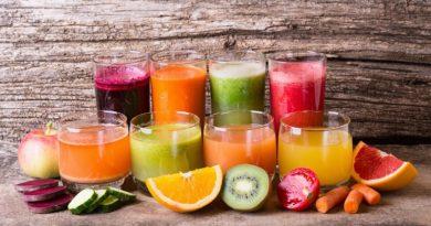 Натуральные соки для растворения желчных камней