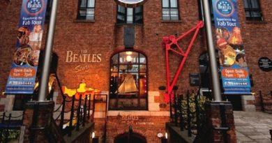 Здесь были The Beatles: 12 главных мест
