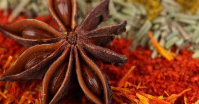 10 целебных трав и специй для здоровья и молодости