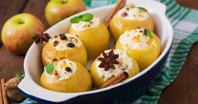 Яблочные десерты