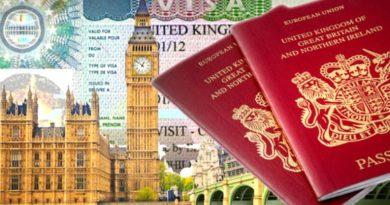 Памятка начинающему эмигранту в Англию