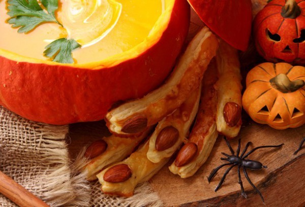 Хэллоуин: традиционные блюда к празднику