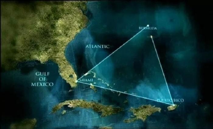Бермудский треугольник: тайны чуда