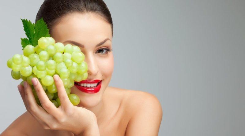 Виноград на службе красоты и здоровья