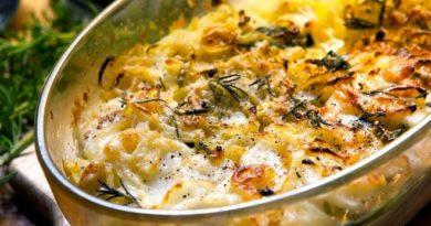 Картофельная запеканка с фаршем: домашний рецепт