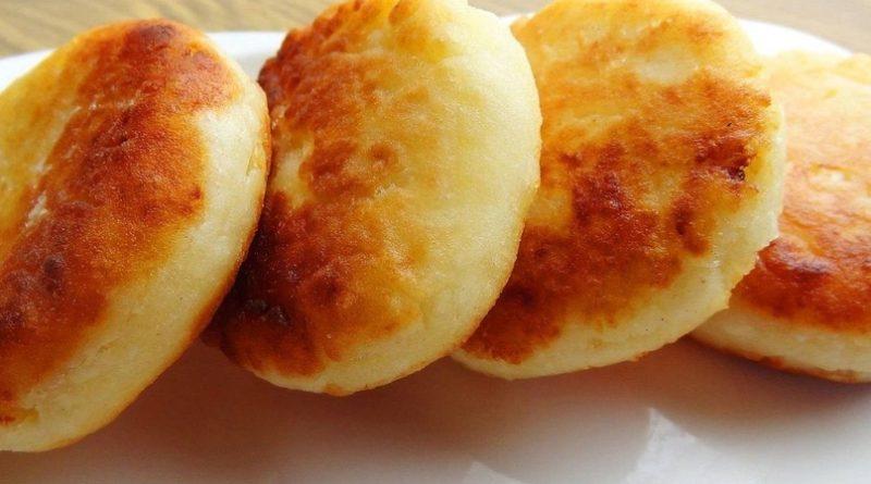 Нежнейшие пышные сырники без яиц