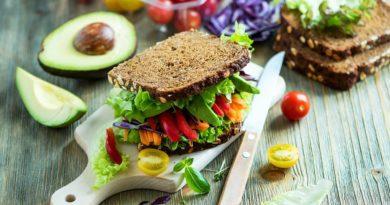 Оригинальные рецепты бутербродов или тостов