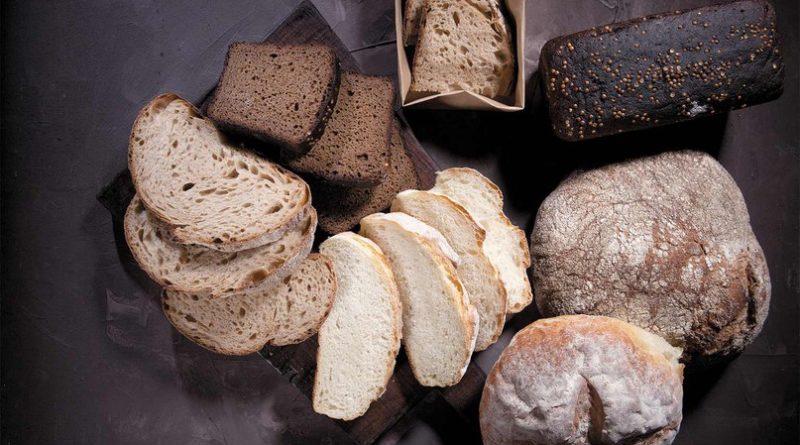 Печем разные виды хлеба. Ресторанные рецепты.