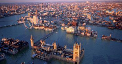 Ученые предсказали затопление Лондона