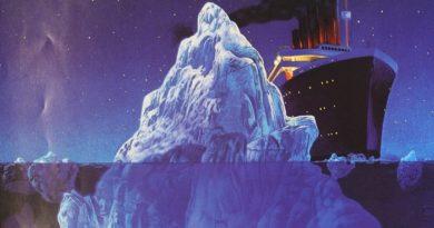 Что стало с айсбергом, утопившим Титаник?