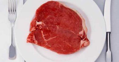Чем вредно красное мясо?