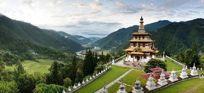 Бутан - страна драконов и азиатской сказки