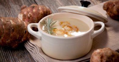 Земляная груша: рецепты блюд из топинамбура