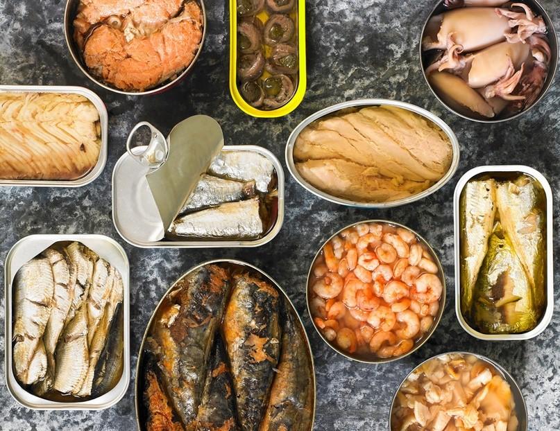 Как выбрать рыбные консервы: 5 советов