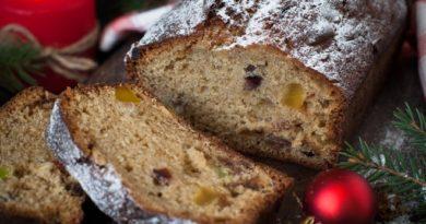 Итальянский пирог паннетоне