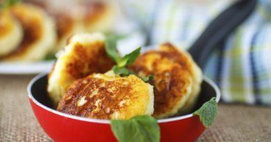 10 рецептов ароматных оладий с яблоками