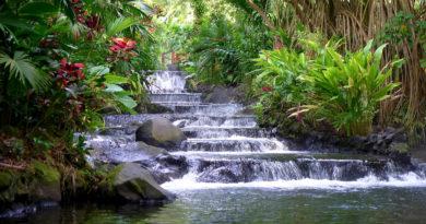 Водопады Панамы